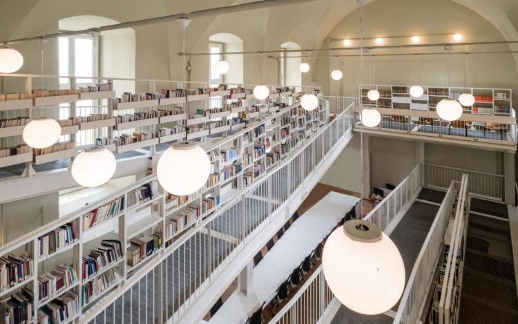 Biblioteca Vanvitelli